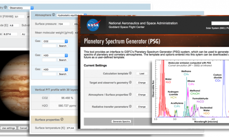 NASA enhances online scientific tool used by hundreds worldwide