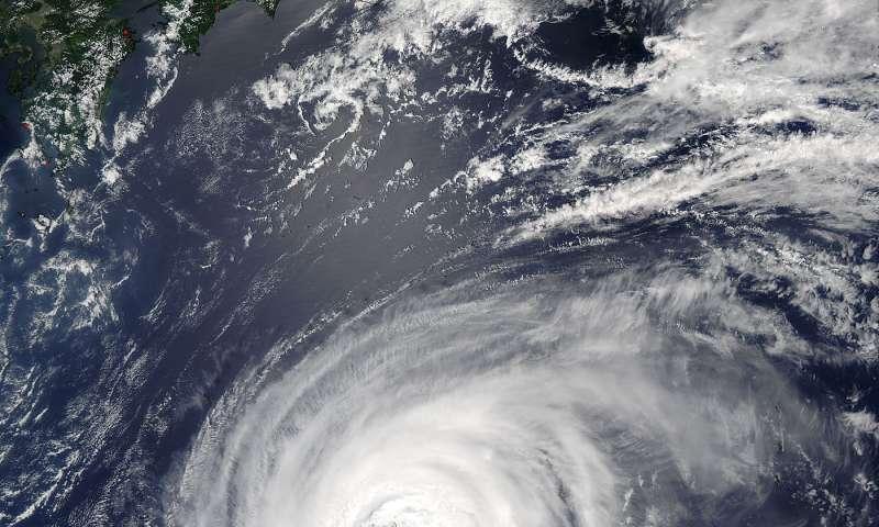 NASA keeps an eye on Typhoon Noru