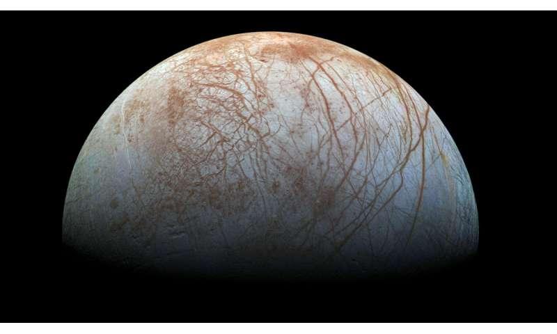 NASA mission named 'Europa Clipper'