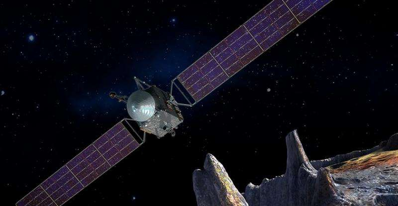 Nasa's newly announced mission could solve the mystery of water on asteroid Psyche