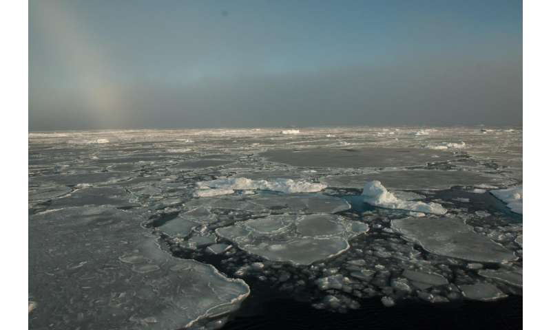 NASA study improves forecasts of summer Arctic sea ice