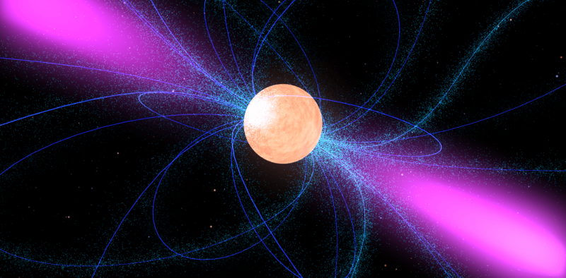 Neutron stars could be our GPS for deep space travel