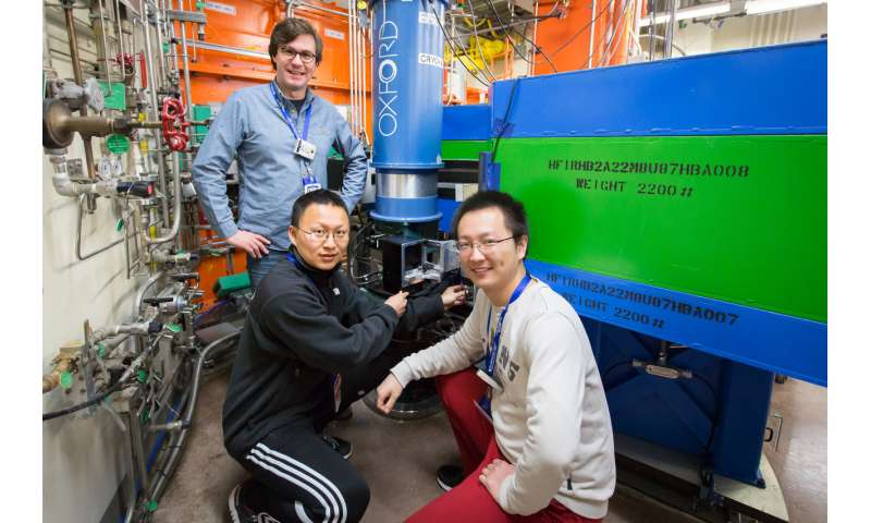 Neutrons Track Quantum Entanglement in Copper Elpasolite Mineral