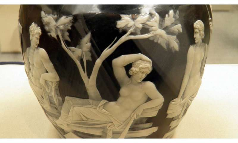 New challenge to centuries-old theories on Roman glass