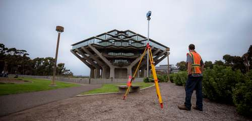 New drone-based approach to detecting structural damage during extreme events such as earthquakes