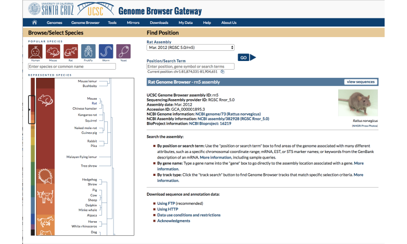 New Genome Browser product gives freedom to easily collaborate in the cloud