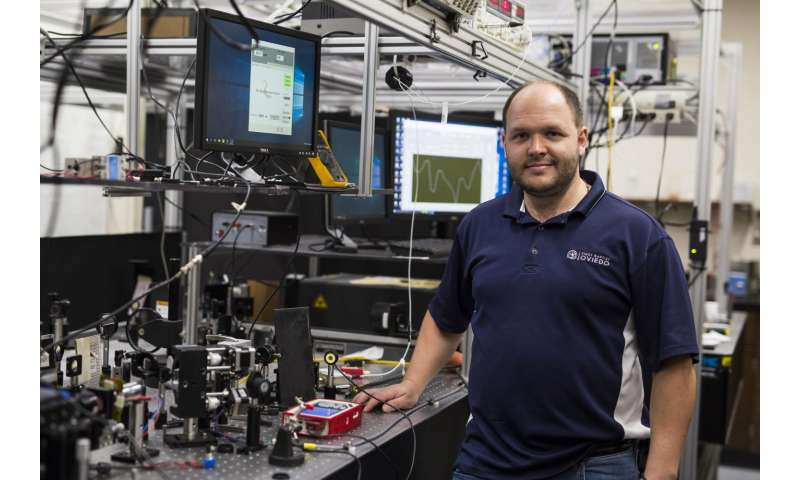 New, old science combine to make faster medical test
