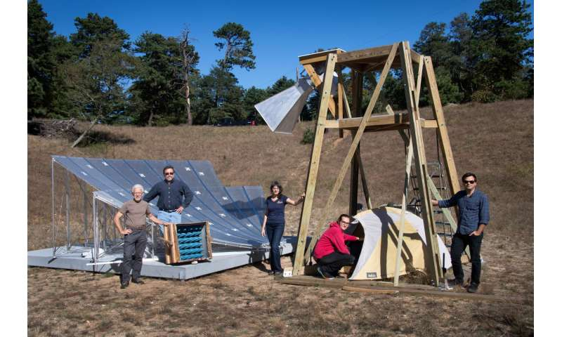 New radio telescope at Brookhaven sees space in a different light