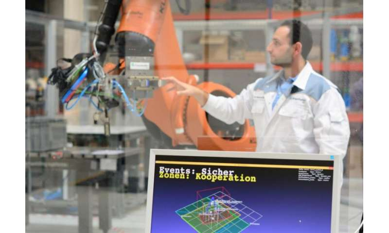 New safety technology enables teamwork