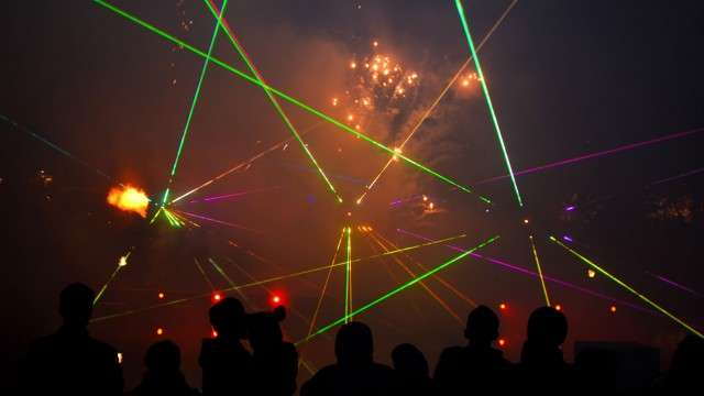 News laser design offers more inexpensive multi-color output
