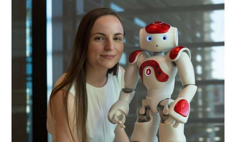 New study measures human-robot relations