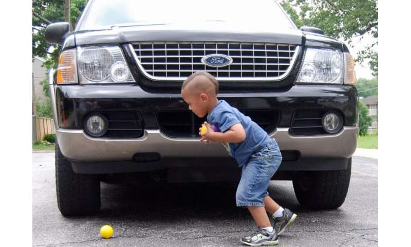 New study released on nontraffic injuries and fatalities in young children