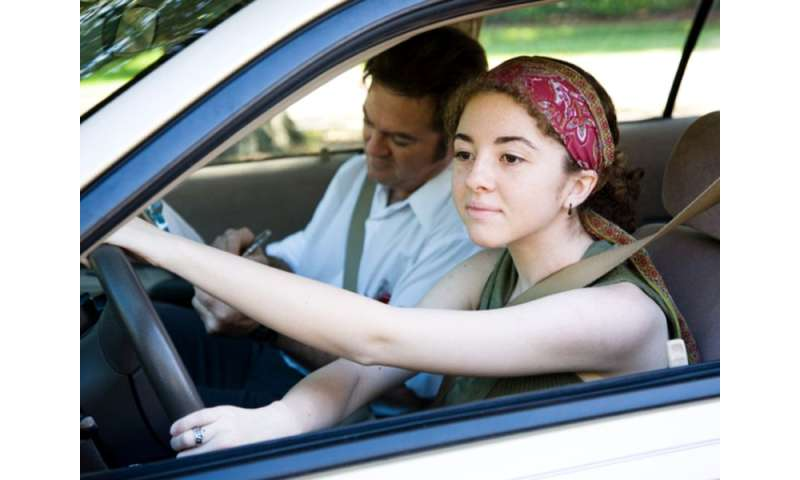 New teen drivers face triple the risk of a fatal crash