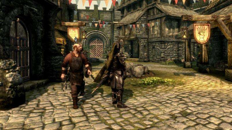 New tool increases adaptability, autonomy of 'Skyrim' nonplayer characters