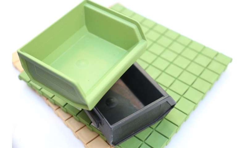 New use for paper industry's sludge and fly ash in plastics