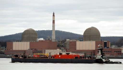 New York Governor Andrew Cuomo and environmentalists applauded the closing of the Indian Point , located within 30 miles of New