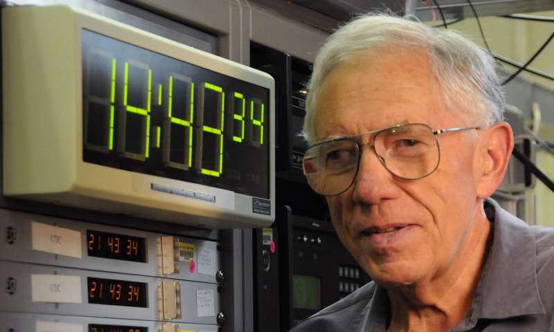 NIST's next-generation atomic clocks may support official timekeeping