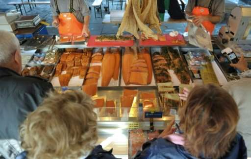 Norway produces 14 million meals of salmon each day and the industry says it could do much more