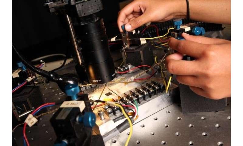 Novel circuit design boosts wearable thermoelectric generators