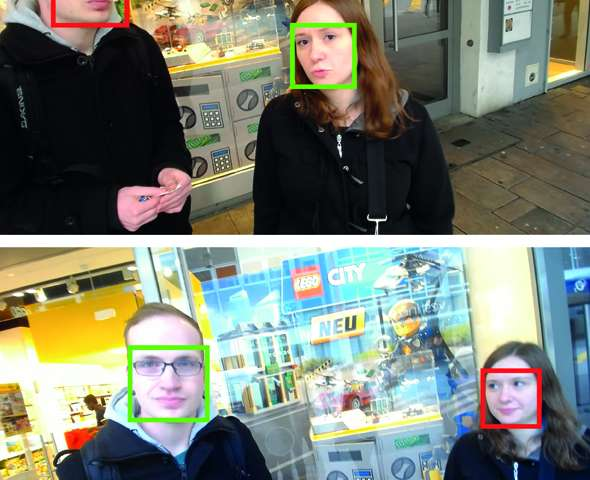 Novel software can recognize eye contact in everyday situations