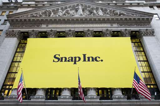 Oh Snap? After bursting out of the gate, shares give way