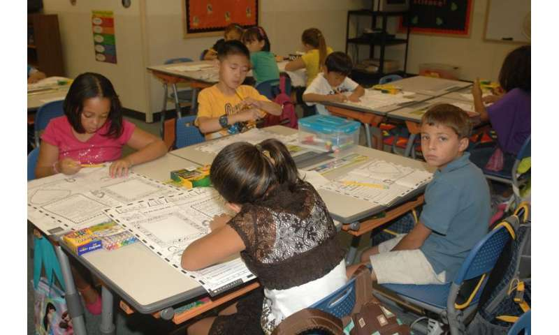 Oldest kids in class do better, even into university, study finds
