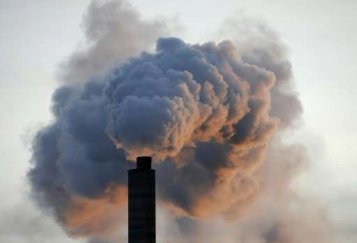 One in six global deaths is caused by pollution