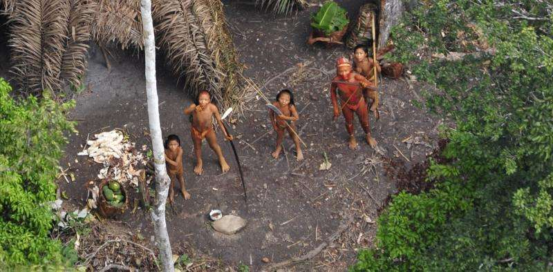 Opinion: Brazil must protect its remaining 'uncontacted' indigenous Amazonians