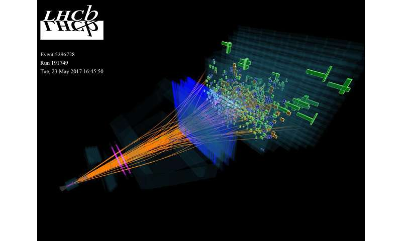 Particle physicists on a quest for 'new physics'