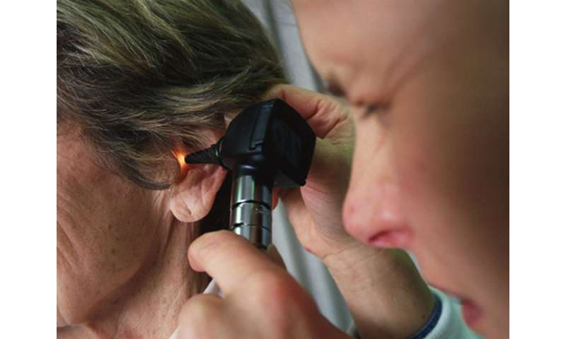Patients' hearing loss may mean poorer medical care