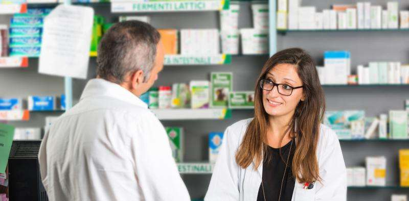 Pharmacies could do more to help improve everyone's health
