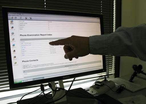 Phone hacking company falls victim to hackers