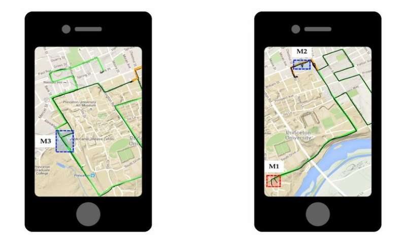 Phones vulnerable to location tracking even when GPS services off