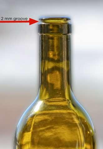 Physicist develops drip-free wine bottle