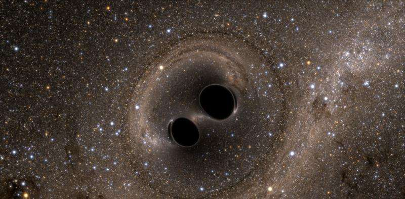 Physicists use Einstein's 'spooky' entanglement to invent super-sensitive gravitational wave detector
