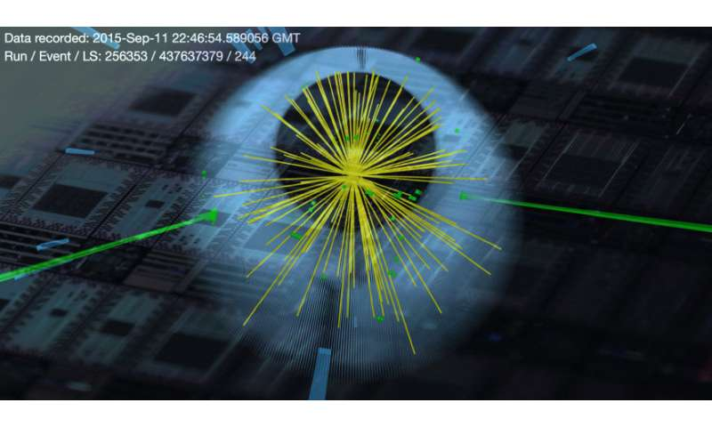 Physics boosts artificial intelligence methods