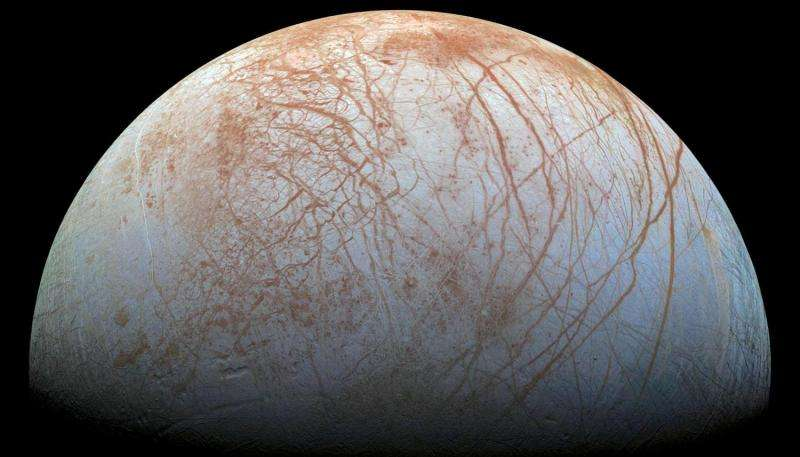'Planetary stethoscope' could determine what lies in Europa's global ocean