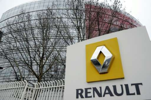 "Police suspect Renault of having put in place the fraudulent strategies ""with the objective of creating false results for a"