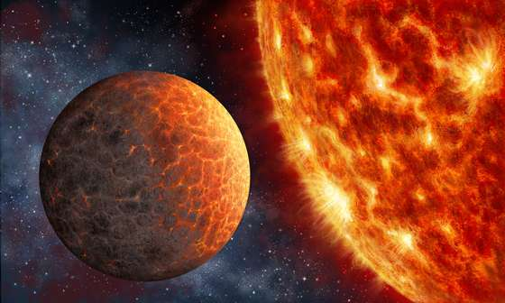 Possible venus twin discovered around dim star