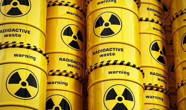 Potential approach to how radioactive elements could be 'fished out' of nuclear waste
