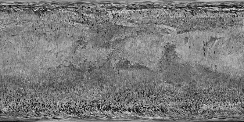 Prolific Mars Orbiter Completes 50,000 Orbits