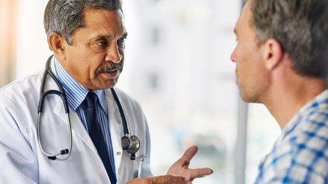 Prostate cancer treatment rates drop, reflecting change in screening recommendations