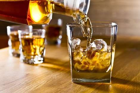 Protein links alcohol abuse and changes in brain's reward center
