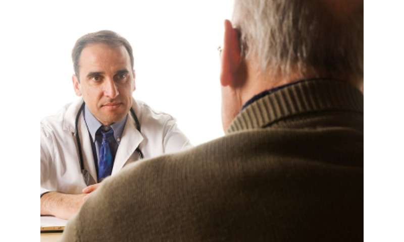PSA test often occurs without discussion of benefits, harms