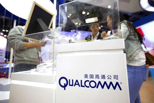 Qualcomm rejects Broadcom's $103 billion offer
