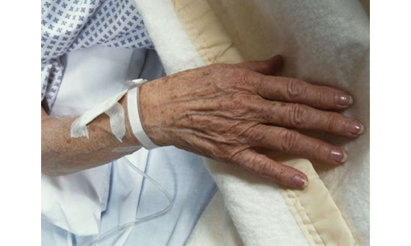 Questionnaire-based approach valid for identifying frailty
