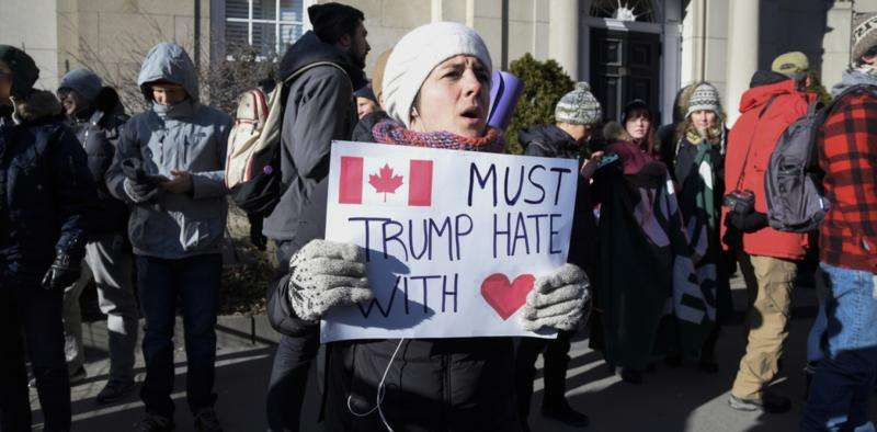 Quiet Canadian, ugly American: Does racism differ north of the border?