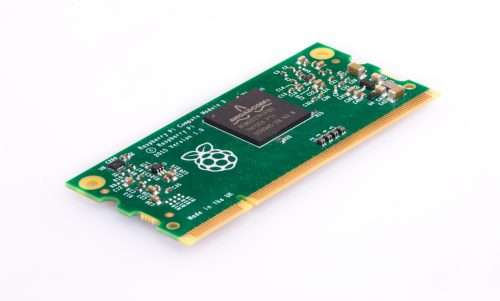 Raspberry Pi brings out shiny Compute Module 3