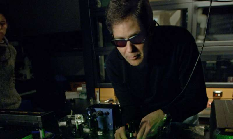 Recreating interstellar ions with lasers