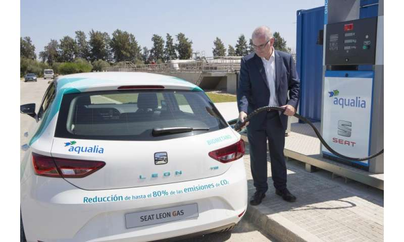 Renewable energy initiative moving to turn wastewater into fuel